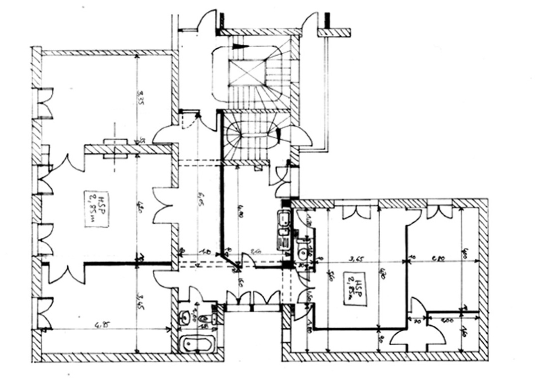 R organisation d un appartement trans g n rationnel for Appartement design plan