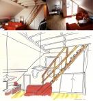 AVANT/APRÈS : projet décoratif final pour la pièce à vivre