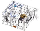 Projet complet - Axonométrie