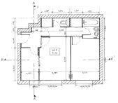 AVANT : Plan état des lieux