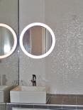 APRÈS : la salle de bain