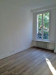 """AVANT : """"page blanche"""" dans la chambre"""