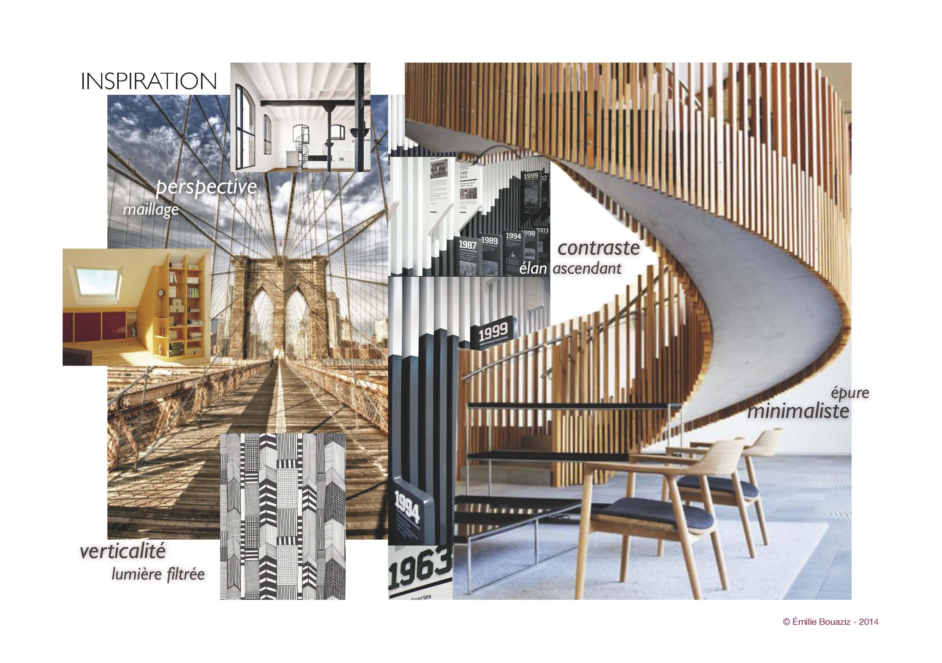 inspiration combles new york. Black Bedroom Furniture Sets. Home Design Ideas