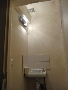 WC : avant
