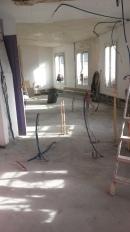 Rénovation et agrandissement du séjour