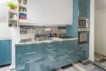 APRES : une cuisine tout en reflet pour prolonger l'espace