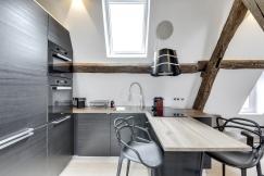 APRES : élégance et harmonie des contrastes dans la cuisine