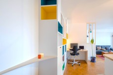 APRES : des espaces re-connectés de l'entrée au salon