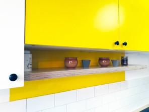 APRES : détail décoratif dans la cuisine