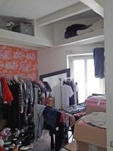 AVANT : une chambre encombrée sans fonction avérée