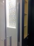 APRES : échos de couleurs entre matériaux et peintures dans la nouvelle salle d'eau